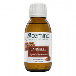 Hydrolat Cannelle OEMINE...