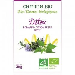 TISANE BIOLOGIQUE DETOX - 25 g