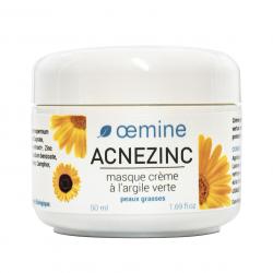 ACNEZINC Masque-Crème à...