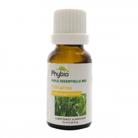 Palmarosa Huile essentielle PHYBIO - Fl 10 ml