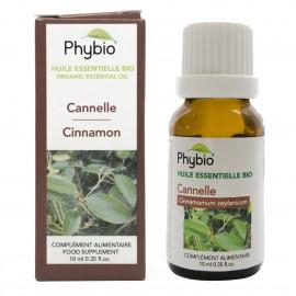 Cannelle Huile essentielle  PHYBIO - Fl. 10 ml