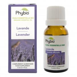 Lavande huile essentielle  PHYBIO - Fl. 5ml